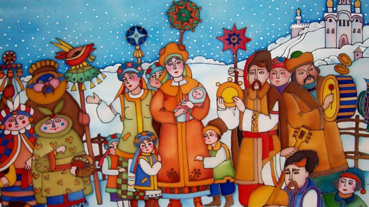 Щедривки для детей на Старый Новый год 2021 – текст щедривок на украинском и русском языке