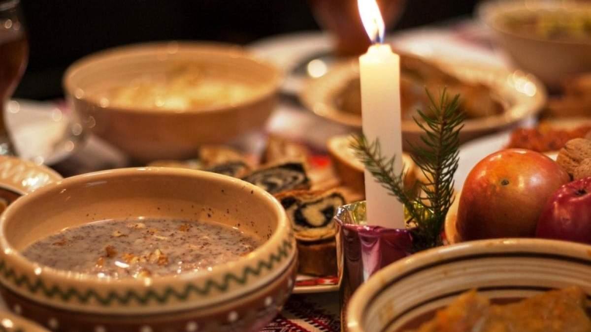 12 блюд на Рождество 2021, Украина – рецепты блюд на Сочельник