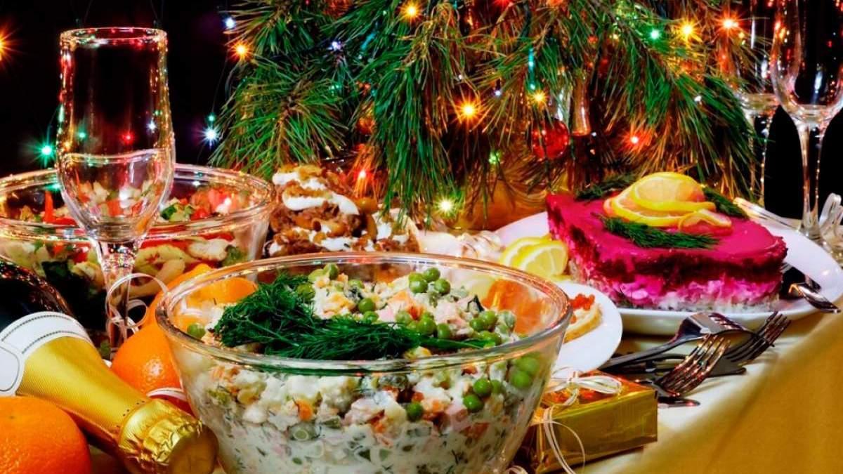 Страви на Старий Новий рік 2021 – рецепти з фото, що приготувати на стіл