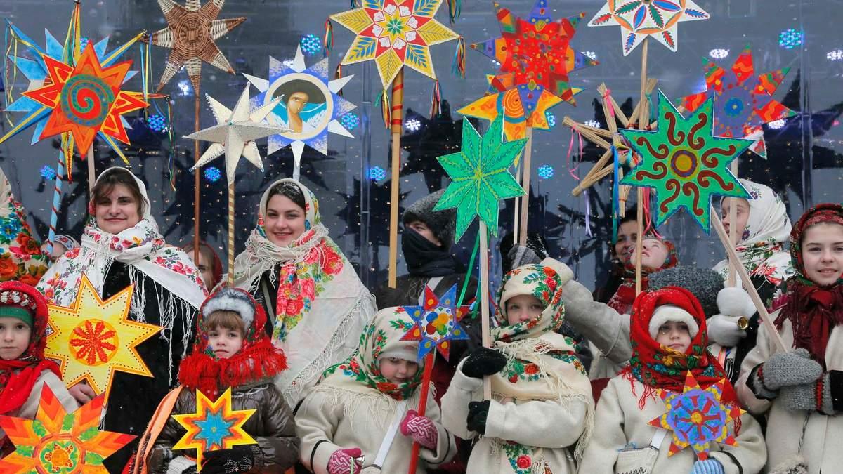 Посевалки в 2021 году для детей и взрослых на Старый Новый год - текст на украинском языке