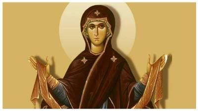 Віряни святкують Покрову Пресвятої Богородиці: історія свята та що не можна робити у подію