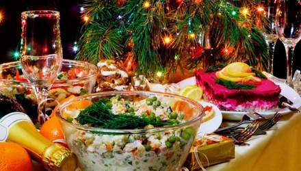 Що приготувати на Старий Новий рік: рецепти смачних традиційних страв