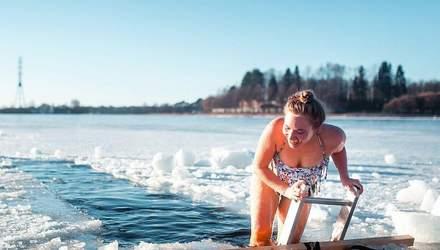 Чи оздоровлює купання на Водохреще: поради, які варто врахувати