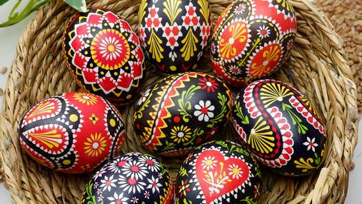 Пасхальні традиції: чому фарбують яйця на Великдень