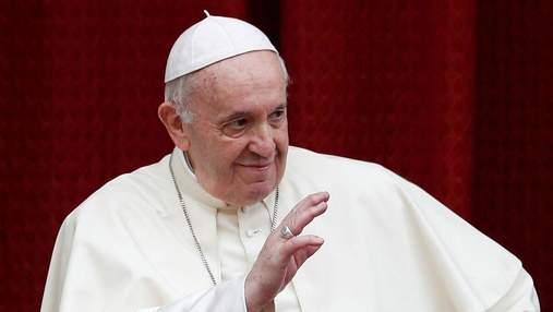 Папа Римский ввел праздник дедушек и бабушек: когда его будут отмечать