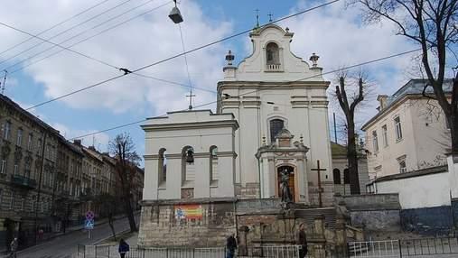 Пасхальные Богослужения в римо-католических храмах Львова будут транслировать онлайн: расписание