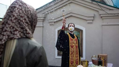 На Пасху в Киеве могут ограничить работу церквей – СМИ
