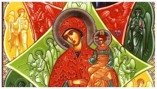 Благословенна будь, Неопалима Купино: що не можна робити у свято цієї ікони Богородиці