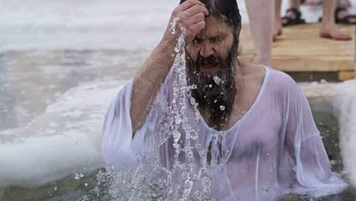 У Києві після купання на Водохреще до лікарів звернулось 8 людей
